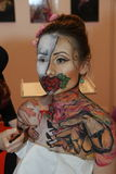 Body art Fotografia Stock