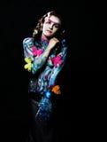 Body-art Stock Images