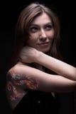 Body-art Royalty Free Stock Photography