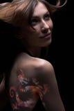 Body-art Stock Image