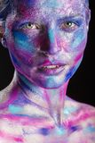Body art royalty free stock images