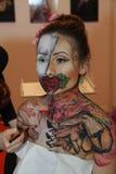 Body art Stock Photo
