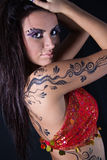 Body art Royalty Free Stock Photos