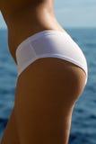 Body beautiful young woman Stock Photos