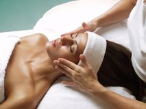 Body beauty and treatment. Stock Photography