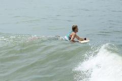 Body Boarder surf stock photos