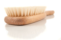 Body brush. Stock Images