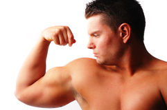 Body builder Stock Photos