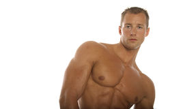 Body builder stock images