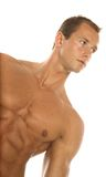 Body builder Stock Photography