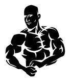 Body Builder Royalty Free Stock Photo