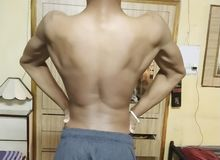 Body Building stockbild