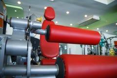 Body Building Machine Stock Photos