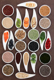 Body Building Superfood Stock Images