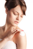 Body care Stock Photography