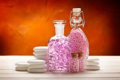 Body care - beauty treatment Royalty Free Stock Photo
