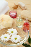 Body-care products Stock Image