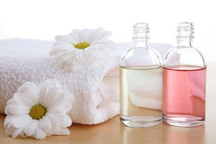 Body-care products Stock Photo