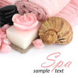 Body care and relaxation Stock Photos