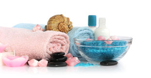 Body care and relaxation Stock Photography
