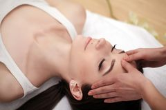 Body Care. Spa Woman. Beauty Treatment Concept. Beautiful Health Royalty Free Stock Image