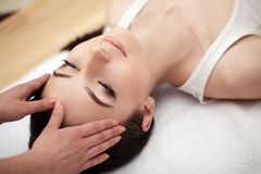 Body Care. Spa Woman. Beauty Treatment Concept. Beautiful Health Stock Photography