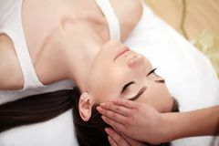 Body Care. Spa Woman. Beauty Treatment Concept. Beautiful Health Stock Images