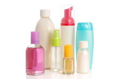 Body care treatment Stock Images