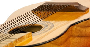 Body of a charango Royalty Free Stock Images