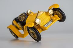 Matchbox Models of Yesteryear Y-7 Mercer Raceabout stock photo