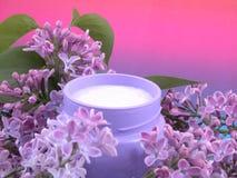 Body cream Royalty Free Stock Image