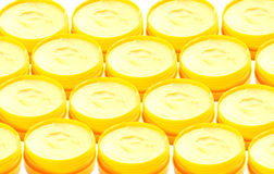 Body cream Stock Images