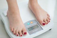 Body fat percentage Royalty Free Stock Photo