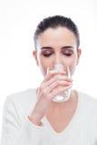 Body hydration Stock Photos