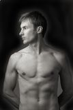 Body man Royalty Free Stock Images
