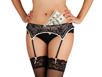 Body for Money Stock Images