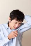 Body odor Stock Photos