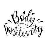 Body positivity Royalty Free Stock Photo
