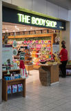 The Body Shop Stock Photo