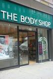Body Shop zdjęcie royalty free