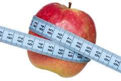 Body weight control concept Royalty Free Stock Photos