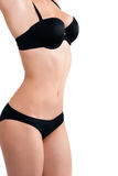 Body of young beautiful woman Royalty Free Stock Photography