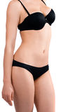 Body of young beautiful woman Stock Images