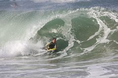 Bodyboard Photographie stock