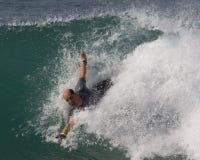 Bodyboarder Stock Image