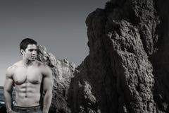 Bodybuilder imagem de stock royalty free