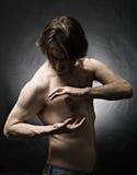 bodybuilder obraz royalty free
