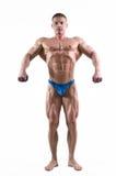 Bodybuilder images libres de droits