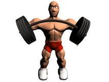 Bodybuilder Royalty Free Stock Photo