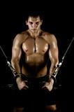 Bodybuilder Imágenes de archivo libres de regalías